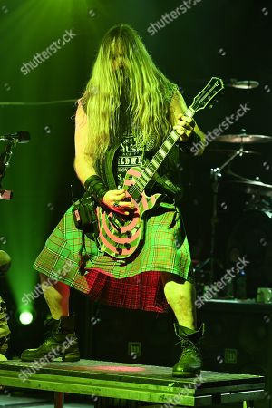 Stock Photo of Zakk Wylde