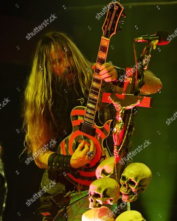 Stock Image of Zakk Wylde