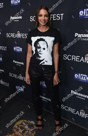 Editorial photo of Screamfest opening night, Los Angeles, USA - 08 Oct 2019