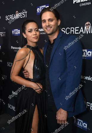 Editorial picture of Screamfest opening night, Los Angeles, USA - 08 Oct 2019