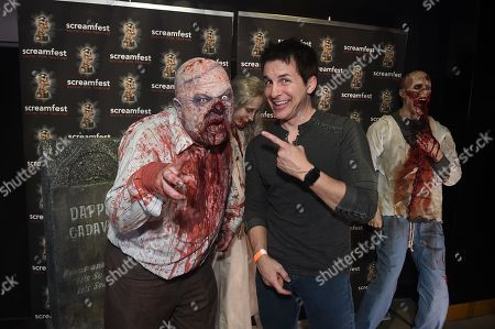 Editorial photo of Screamfest opening night, Los Angeles, USA - 08 Oct 2019