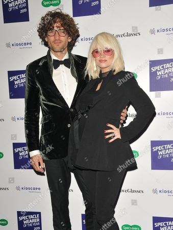 Stock Picture of Kimberly Wyatt and Max Rogers