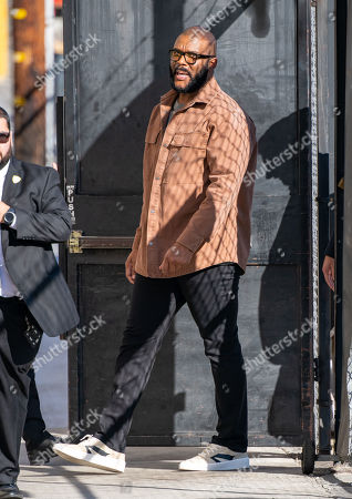 Editorial picture of 'Jimmy Kimmel Live' TV Show, Los Angeles, USA - 08 Oct 2019