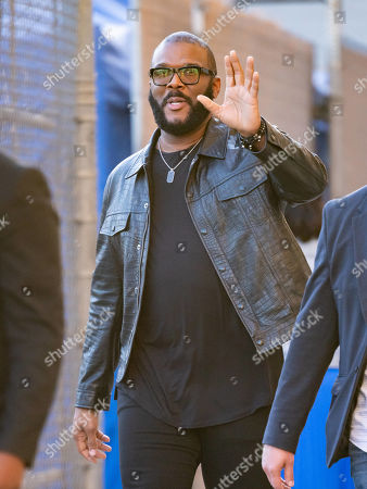 Stock Image of Tyler Perry