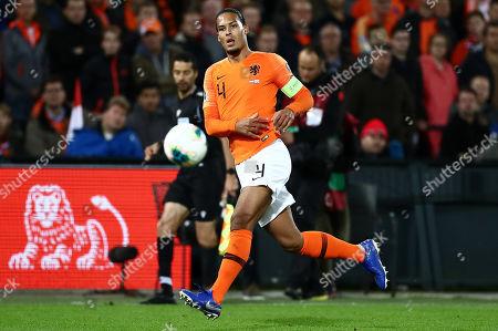 Virgil van Dijk of Netherlands.