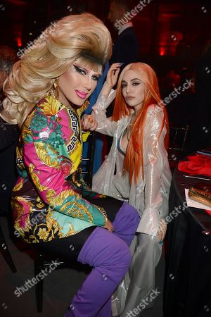 Jodie Harsh and Ava Max