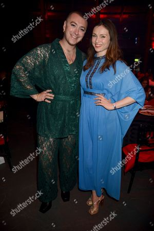 Sam Smith and Sophie Ellis-Bextor