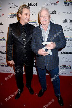 Editorial image of Attitude Awards, Roundhouse, London, UK - 09 Oct 2019
