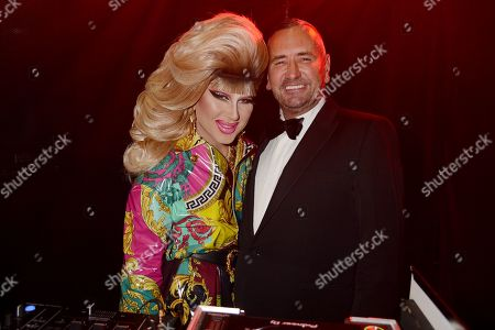 Jodie Harsh and Fat Tony