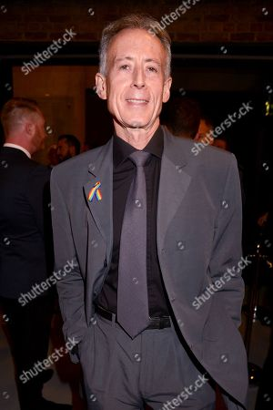 Stock Photo of Peter Tatchell