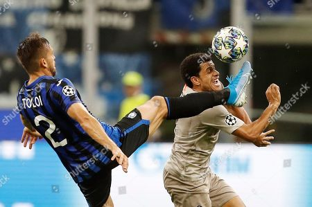 Editorial image of Soccer Champions League, Milan, Italy - 01 Oct 2019