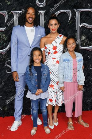 Tony Sinclair, Shanie Ryan and family