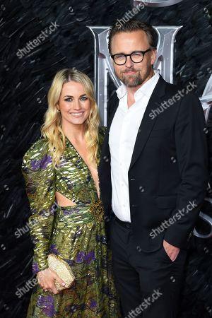 Stock Photo of Joachim Ronning and Amanda Hearst