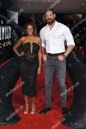 Editorial image of 'Maleficent: Mistress of Evil' film premiere, London, UK - 09 Oct 2019