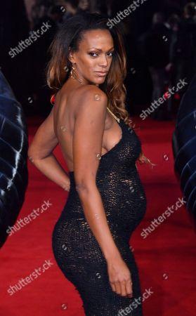 Stock Photo of Judi Shekoni