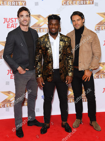 Editorial picture of 'The X Factor: Celebrity' TV show launch photocall, London, UK - 09 Oct 2019