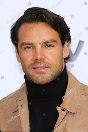 Stock Picture of Try Star - Ben Foden