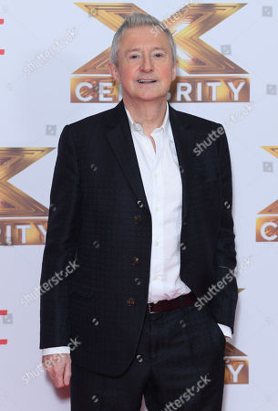 Stock Picture of Louis Walsh