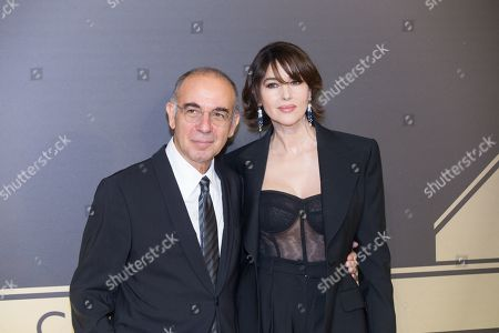 Editorial photo of AMPAS Event in Rome, Italy - 08 Oct 2019