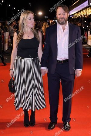 Victoria Coren Mitchell and David Mitchell