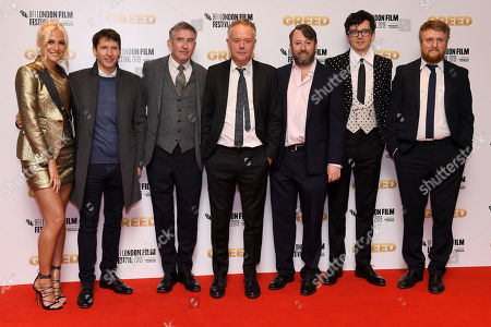 Pixie Lott, James Blunt, Steve Coogan, Michael Winterbottom, David Mitchell, Asa Butterfield and Tim Key