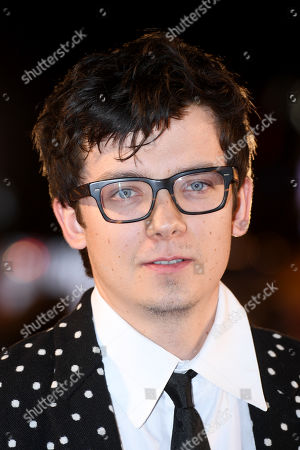 Stock Photo of Asa Butterfield
