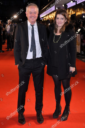 Michael Winterbottom and Melissa Parmenter