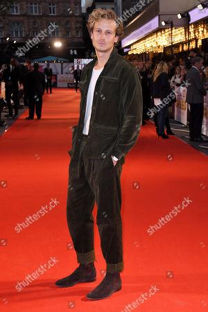 Stock Photo of Matthew Bentley