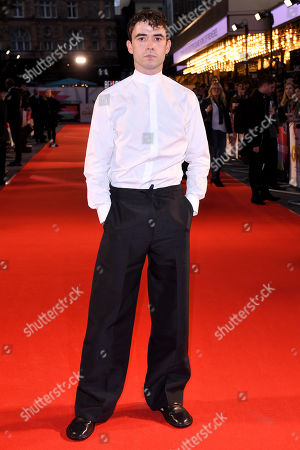 Editorial picture of 'Greed' premiere, BFI London Film Festival, UK - 09 Oct 2019