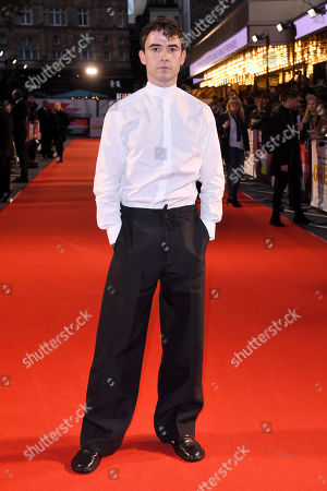 Editorial photo of 'Greed' premiere, BFI London Film Festival, UK - 09 Oct 2019