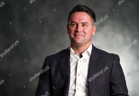 UEFA EURO 2020 Ambassador Michael Owen helps to publicise the Euro 2020 at the Leaders in Sport conference at Twickenham Stadium