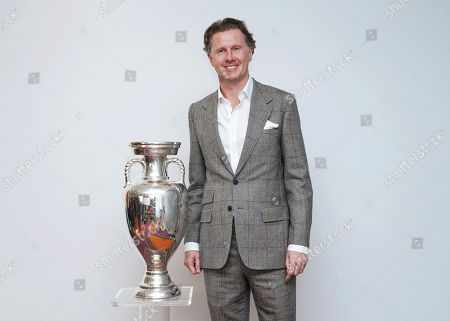 Stock Image of UEFA EURO 2020 Ambassador Steve McManaman helps to publicise the Euro 2020 at the Leaders in Sport conference at Twickenham Stadium