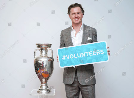 UEFA EURO 2020 Ambassador Steve McManaman helps to publicise the Euro 2020 at the Leaders in Sport conference at Twickenham Stadium