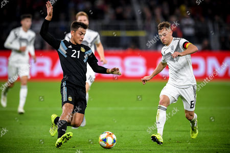 Editorial picture of Germany vs Argentina, Dortmund - 09 Oct 2019