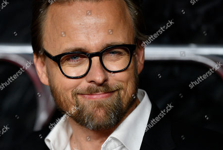 Joachim Ronning attends the UK premiere of 'Maleficent: Mistress of Evil' in London, Britain, 09 October 2019. The film will be released in the UK on 18 October.