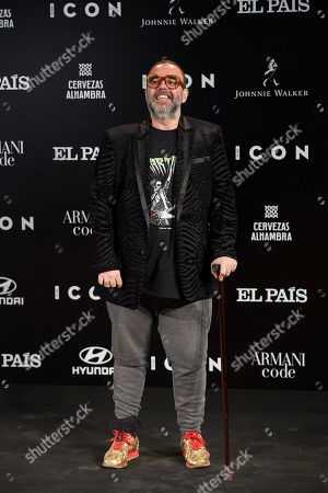 Editorial image of ICON Awards, Madrid, Spain - 09 Oct 2019
