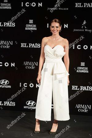 Stock Image of Elena Ballesteros
