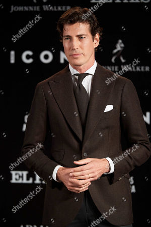 Editorial picture of ICON Awards, Madrid, Spain - 09 Oct 2019