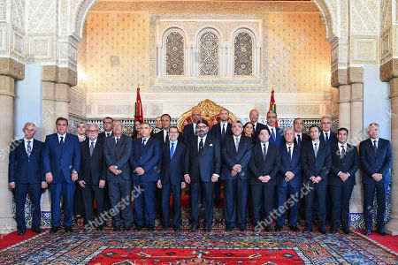 Editorial image of Government Reshuffle, Rabat, Morocco - 09 Oct 2019