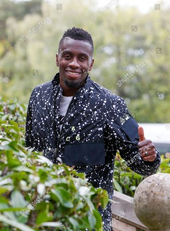 Editorial picture of France football players arrive for Euro 2020 matches, Clairefontaine-en-Yvelines, France - 07 Oct 2019