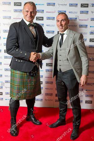 Editorial image of Street Soccer Scotland, Gala Dinnner, Glasgow, UK - 09 Oct 2019