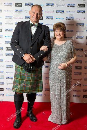 Editorial picture of Street Soccer Scotland, Gala Dinnner, Glasgow, UK - 09 Oct 2019
