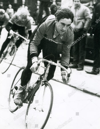 Sean Kelly, front, followed by Ken Knight and Steve Cole of VC Equipe