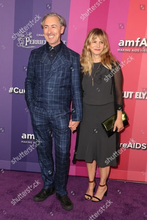 Editorial picture of amfAR Gala, Arrivals, Milk Studios, Los Angeles, USA - 10 Oct 2019