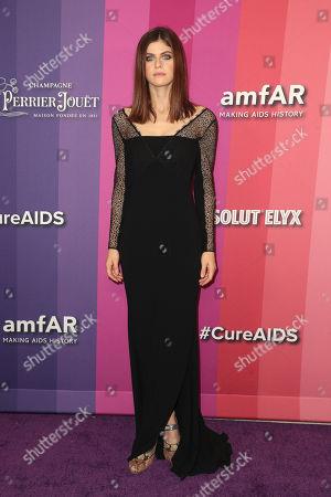 Stock Photo of Alexandra Daddario
