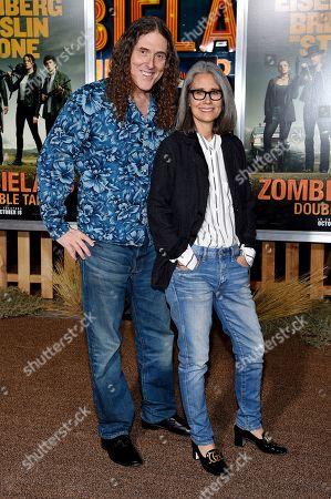 """""""Weird Al"""" Yankovic and Suzanne Yankovic"""