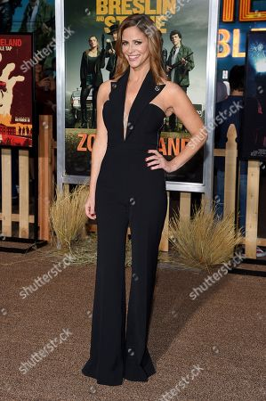 Editorial image of 'Zombieland: Double Tap' film premiere, Arrivals, Regency Village Theatre, Los Angeles, USA - 10 Oct 2019
