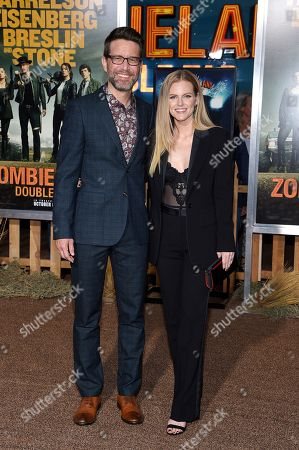 Rhett Reese and Chelsey Crisp