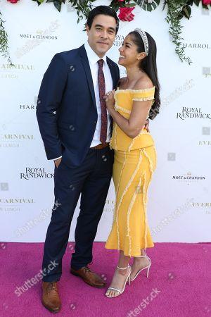 James Stewart and Sarah Roberts