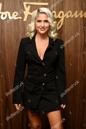 Editorial photo of Hollywood Rising Celebration, Arrivals, Sunset Tower Hotel, Los Angeles, USA - 11 Oct 2019